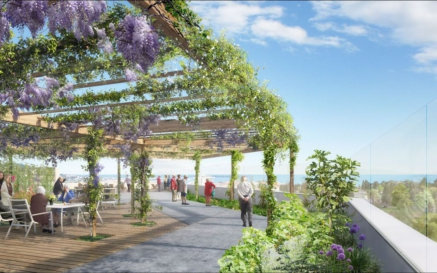 illustration Un nouveau centre de gérontologie à l'horizon 2022 pour le CH Cannes