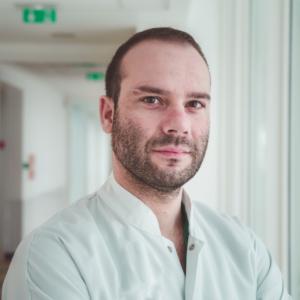 photo du Dr Laurent BALI