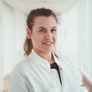 photo du Dr Maude DESCHAMPS DE BOISHEBERT