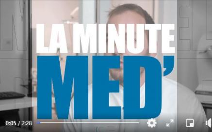 illustration Minute Med – L'asthme