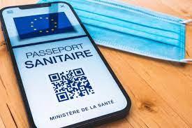 illustration Mise en application du pass sanitaire